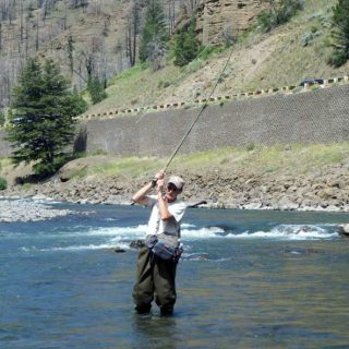 yellowstone fly fishing